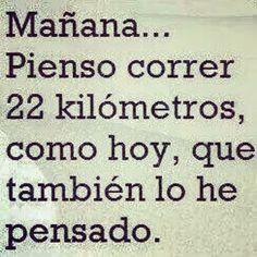 Lo pensaré #Mañana... jajajjaja :)