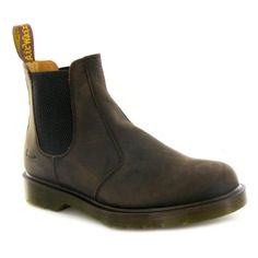 Dr.Martens 2976 Chelsea Brown Leather Mens Boots Dr. Martens. $156.38