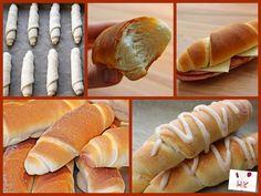 """Crazy Dough"" – Balkankipferl ""Kifle"" wie vom Bäcker/ ""Ludo Tijesto"" – domaće kifle kao iz pekare"
