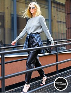 Brooke Wall, StyleCaster's 50 Most Stylish New Yorkers: 2013 - Photo: Phil Oh, StreetPeeper