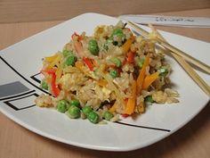 Фото к рецепту: Жареный Рис с Яйцом ! ! !