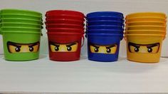 Lego Ninjago, Ninja Birthday Party Ideas | Photo 1 of 7 | Catch My Party