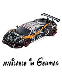B06XKNYZ9W : Carrera 20030808 Digital 132 Ferrari 488 GT3 Black Bull Racing No.46. Slotcar. Frontlicht und Rück- / Bremslicht. originalgetreue Verarbeitung. individuell codierbar digital steuerbar und bietet echten Fahrspaß