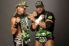 5 Booking options for Shawn Michaels if he returns to WWE. this is when i liked Triple H