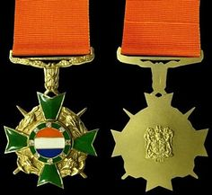 The Honoris Crux Diamond (Diamond Cross of Honour), post-nominal… Military Ranks, Military Orders, Military Love, Military History, Military Decorations, Grand Cross, Service Awards, Defence Force, Tactical Survival