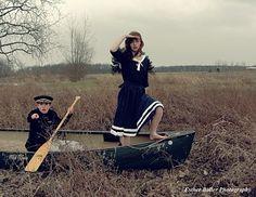 Esther-fromthesticks: Sailor Dress & Homemade Fashion Feature: