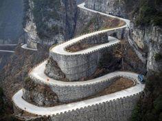 Hairpin Highway , Austria