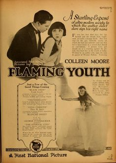 'Flaming Youth'