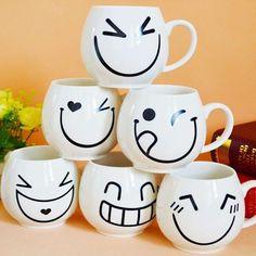 Decora tu taza del desayuno con una bonita frase para comenzar tu día de la mejor manera.