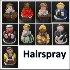 Hairspray Cake Pop Favors, Hairspray, My Baby Girl, Geek Stuff, Geek Things, Hair Sprays