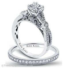 Kirk Kara XO K165R & K164-B