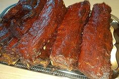 Party Buffet, Spare Ribs, Super Healthy Recipes, Steak, Food And Drink, Doc Holliday, Bar Recipes, Pork Dishes, Yummy Food