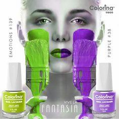 Colorina Nail Lacquer