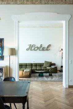 """In Berlin lässt es sich in den Apartments von """"Suite.030"""" möbliert und stilvoll, kurz- oder langfristig logieren."""