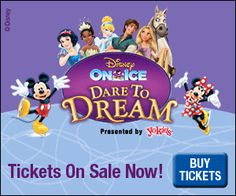 Disney on Ice Ticket Giveaway and interview with Lauren Anderson #sponsor