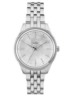 GANT ROSELAND | W71502 Daniel Wellington, Michael Kors Watch, Rolex Watches, Bracelet Watch, Bracelets, Silver, Accessories, Glove, Bangle Bracelets