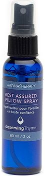 Deserving Thyme Rest and Relaxation Giveaway. Open to CAN/US until 1/22/2014