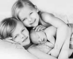 Image Search Results for sibling photography with infant poses
