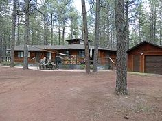 Rustic+Retreat+In+The+Ponderosa+Pines+Of+Northern+Arizona+++Vacation Rental in Arizona from @homeaway! #vacation #rental #travel #homeaway