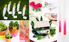 7 Wedding DIY Projects You Could Do In A Day