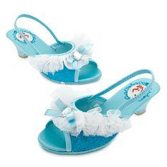 Ariel Dressy Slippers for Girls   Shoes & Socks   Disney Store