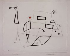 Paul Klee - 1931 - Adventure Undergone