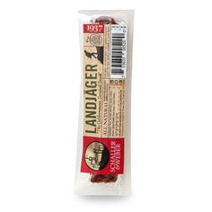 from a customer: SO GOOD!! I had ordered 4 landjagers and was amazed at how good they were. Rest as sure, I will be ordering again. Thank you German Delicatessen Box!!! Landjaeger- German Snack Sticks Made in USA - All Natural - Pack of 2, 4 or 10