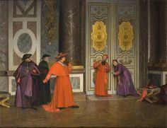 ecclesiastical collars 17th century | The Philippi Collection: Biretta - Saturno (Cappello Romano) - Boat ...