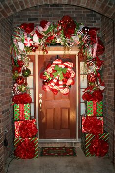 Phillips-Barton Phillips-Barton Warren did an amazing job on my door! Grinch Christmas Decorations, Whoville Christmas, Christmas Porch, Winter Christmas, Christmas Themes, Merry Christmas, Christmas Wreaths, Natal Diy, Christmas Tree Inspiration