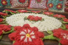 Armarinho São José: Receita: Centro de mesa floral