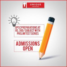 #iasPrelims Test Series @300 INR only!                                                            Are you ON for Prelims 2016 exam?  Not sure?  Check your preparations with #UniqueShiksha Prelims Test Series. Consist of 24 full-length papers with a flexibility of Online & Offline Mode. Starting @ 300 INR/Subject. Call Now: 8287360360 http://www.uniqueshiksha.com/prelims/Prelims_2016.jpg http://www.uniqueshiksha.com/prelims/Prelims_2016.jpg