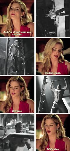 Arrow - Felicity and Oliver #Olicity ♥♥♥