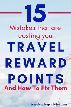 Want to increase your Credit Card Reward Points for travel? You might be using the best travel credit cards, but these 15 mistakes could be costing yo… Best Travel Credit Cards, Business Credit Cards, Rewards Credit Cards, Credit Card Hacks, Credit Card Points, Credit Score, Credit Card Application, Travel Rewards, Bank Card