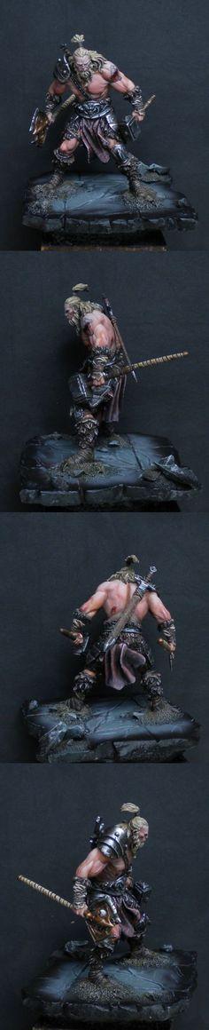 Brock the Barbarian