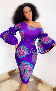 2019 African Fashion: Latest Beautiful Ankara Skirt And Blouse Styles To Try out latest ankara skirt and blouse skirt and blouse style for wedding,<br> Ankara Long Gown Styles, Short African Dresses, African Print Dresses, African Fashion Ankara, Latest African Fashion Dresses, African Print Fashion, Nigerian Fashion, Ankara Rock, Ankara Stil