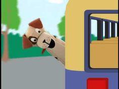 le bus chanson enfant - YouTube
