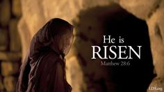 """The empty tomb itself that day became a powerful witness of the resurrected Lord. The """"Good News"""" is that because """"Jesus' agony is o'er, darkness veils the earth no more;"""" """"He is not here: for he is risen, as he said. Come, see the place where the Lord lay"""" (see Matthew 28:6)"""