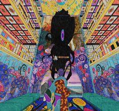 animated effects mononoke tatsuzou_nishida Mononoke Anime, Hanged Man Tarot, Ghibli Movies, Illustrations And Posters, Art Inspo, Psychedelic, Amazing Art, Illusions, Weird