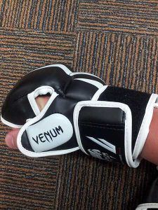 There are many gears are needed for MMA. So many companies produce a variety of MMA gears and some of them are trying to produce. Fighting Gloves, Mma Gear, Mma Gloves, Boxing Quotes, Body Inspiration, Kickboxing, Karate, Gears, Cleaning