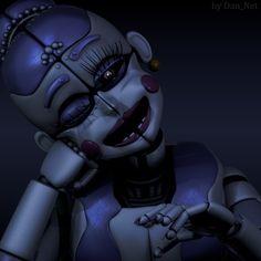Ballora(Random Render) by DaniilNetwork on DeviantArt Freddy S, Five Nights At Freddy's, Ballora Fnaf, Anime Fnaf, Ballora Sister Location, Marionette Fnaf, Fnaf Wallpapers, Scary Games, Circus Baby