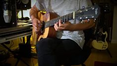 http://www.dailymotion.com/video/x4tlhu7_guitar-learning-sites_music  Online guitar lessons can be a great way to learn playing the guitar easily and conveniently. No matter whether you want to learn how to play guitar with the hope of joining your church choir or a local band, or just for fun and personal fulfillment, online guitar lessons are the best choice.