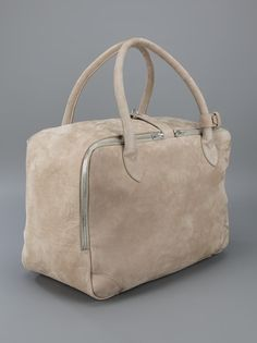 Golden Goose Luggage bag. Made in the same factory as Hermes.