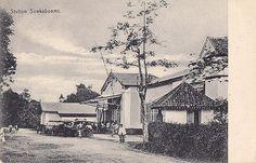 Tempo Doeloe #77 - Sukabumi, Stasiun, 1914