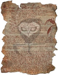 Grimoire Page Lesson 3: History of Witchcraft Part 2. $2.00, via Etsy.