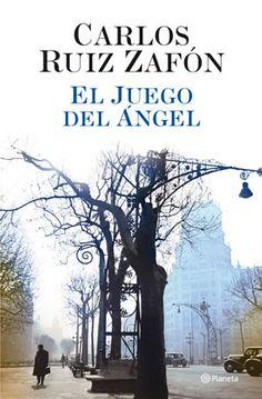 Cubierta de 'El juego del ángel'. (Foto: Planeta)