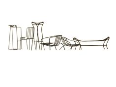WIRE /furniture collection : YENWEN TSENG