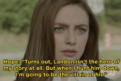 The Vampire Diaries spinoff Legacies started with Hope Mikaelson proving that she's the perfect leading character to carry on the series. 17 TV Moments From This Week That We Can't Stop Talking About Legacy Tv Series, Book Series, Legacy Quotes, Hope Mikaelson, Original Vampire, Dc Legends Of Tomorrow, Vampire Dairies, Tv Show Quotes, Stop Talking