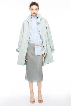 <3 DAT JACKET <3 J.Crew Spring 2015 Ready-to-Wear Collection Photos - Vogue