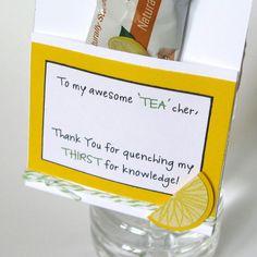 Teacher Gift  Teacher Thank You  Gift Card by ElvesInTheAttic, $3.50