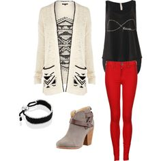 two by hooamanda on Polyvore